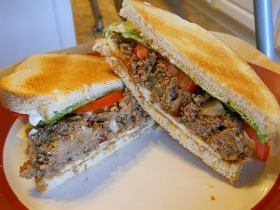 Harlem Meatloaf Sandwiches from Neighborfoodblog.com