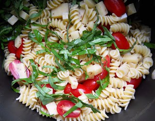 Spicy gouda pasta 2