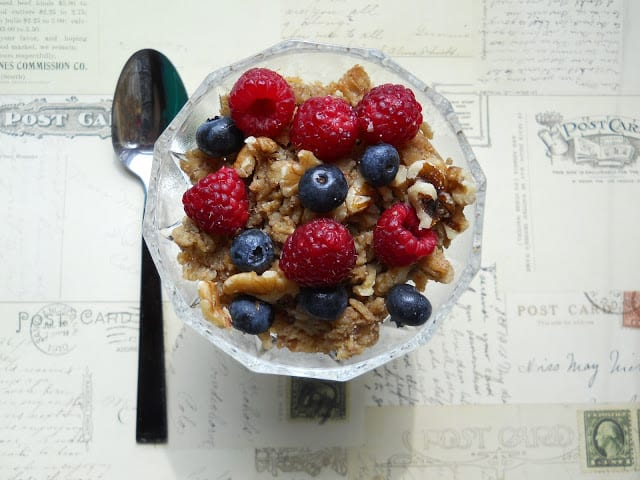 Baked Oatmeal with Mix Ins