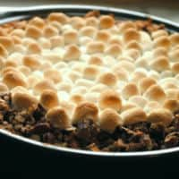 Our Gluten Free Thanksgiving- Sweet Potato Casserole