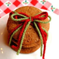 Ginger Cookies wrapped