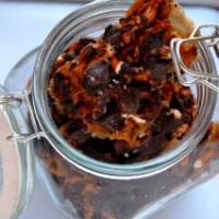 Salted Chocolate Pretzel Toffee Bark