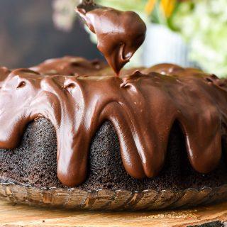The Best Chocolate Bundt Cake Ever