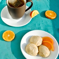 On Hunger Games, Holy Week, and Orange Cookies