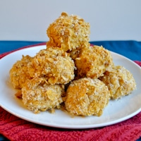 Olympic Greatness: Jalapeno Ranch Chicken Fire Balls