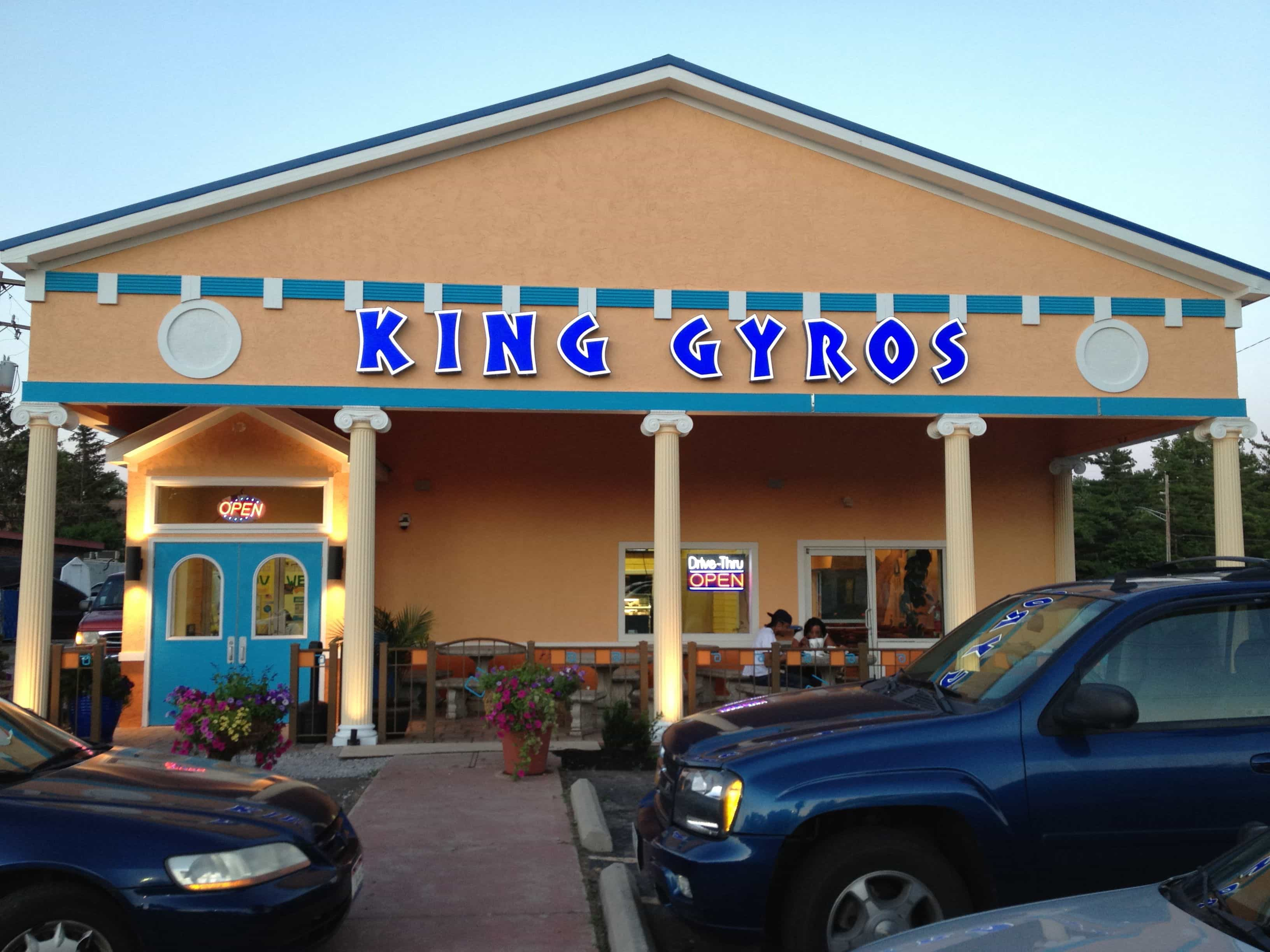 Love the Locals: King Gyros