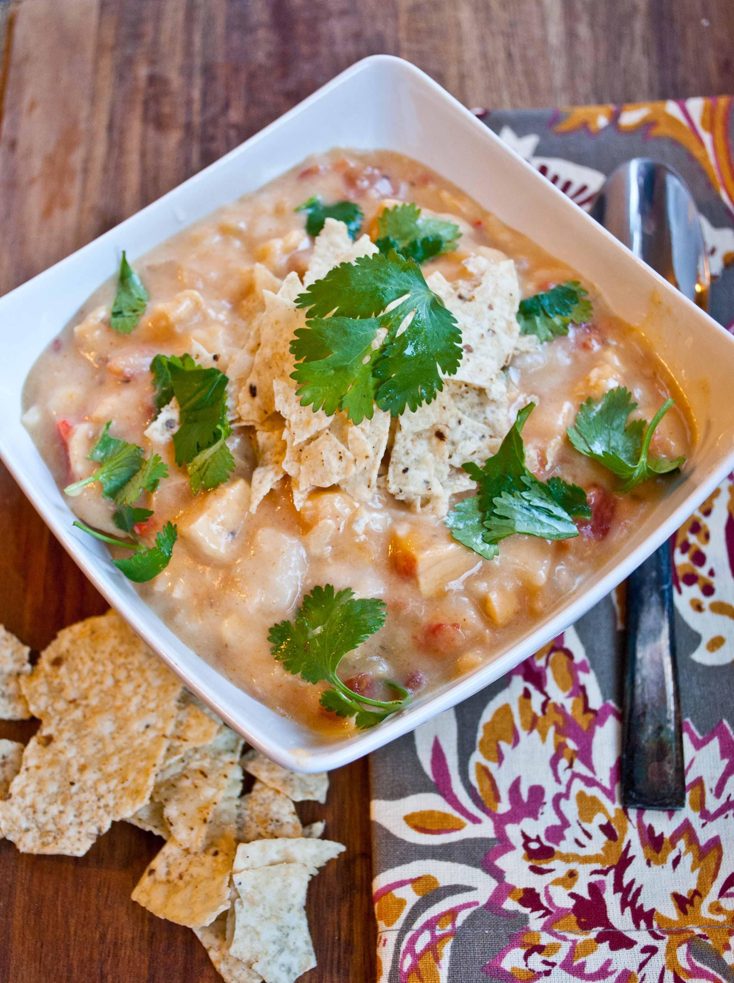 Max and Erma's Copy Cat Tortilla Soup