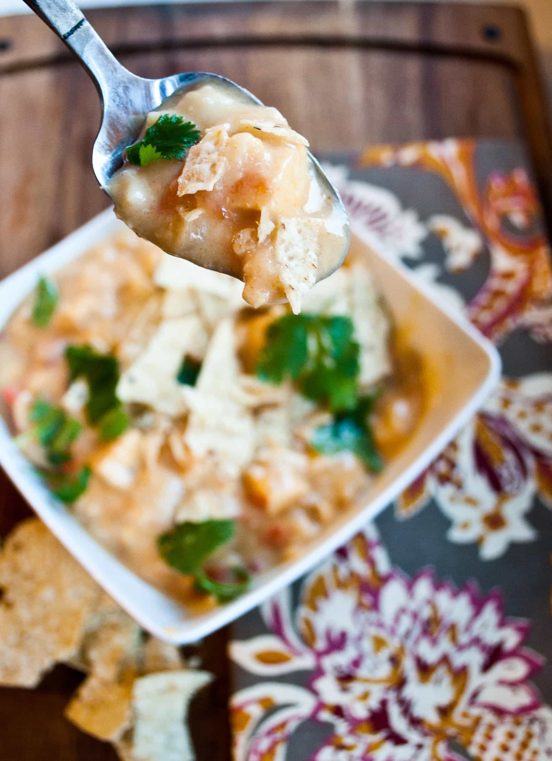 Copy Cat Max and Erma's Chicken Tortilla Soup