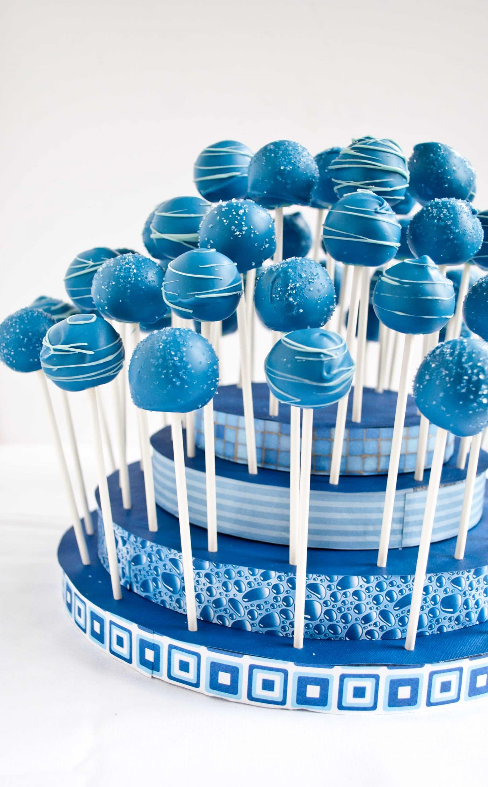 How to make perfect cake pops