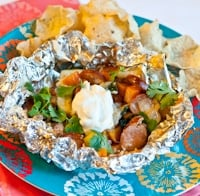 chipotle sweet potato foil pack thumb
