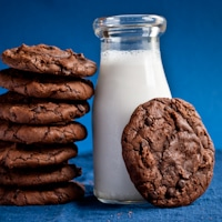 chocolate brownie cookies thumb