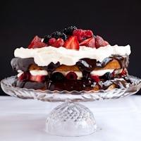 ganache cake thumb
