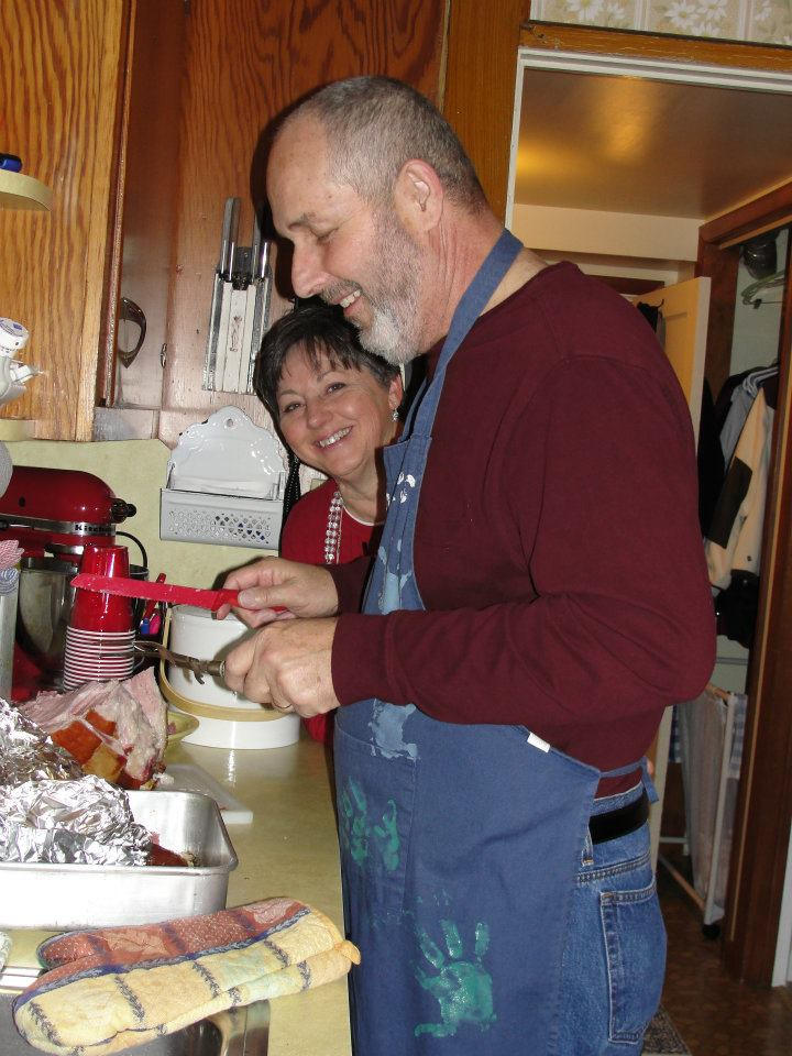 mom and dad