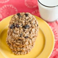 oatmeal raisin thumb