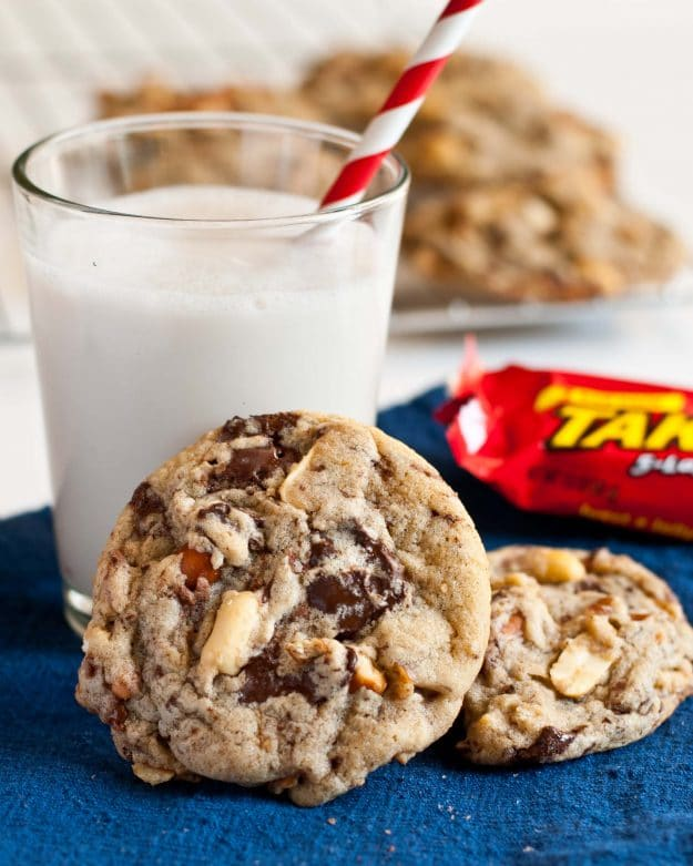 Take 5 Candy Bar Cookies | Neighborfood