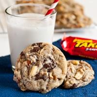 Take 5 Candy Bar Cookies