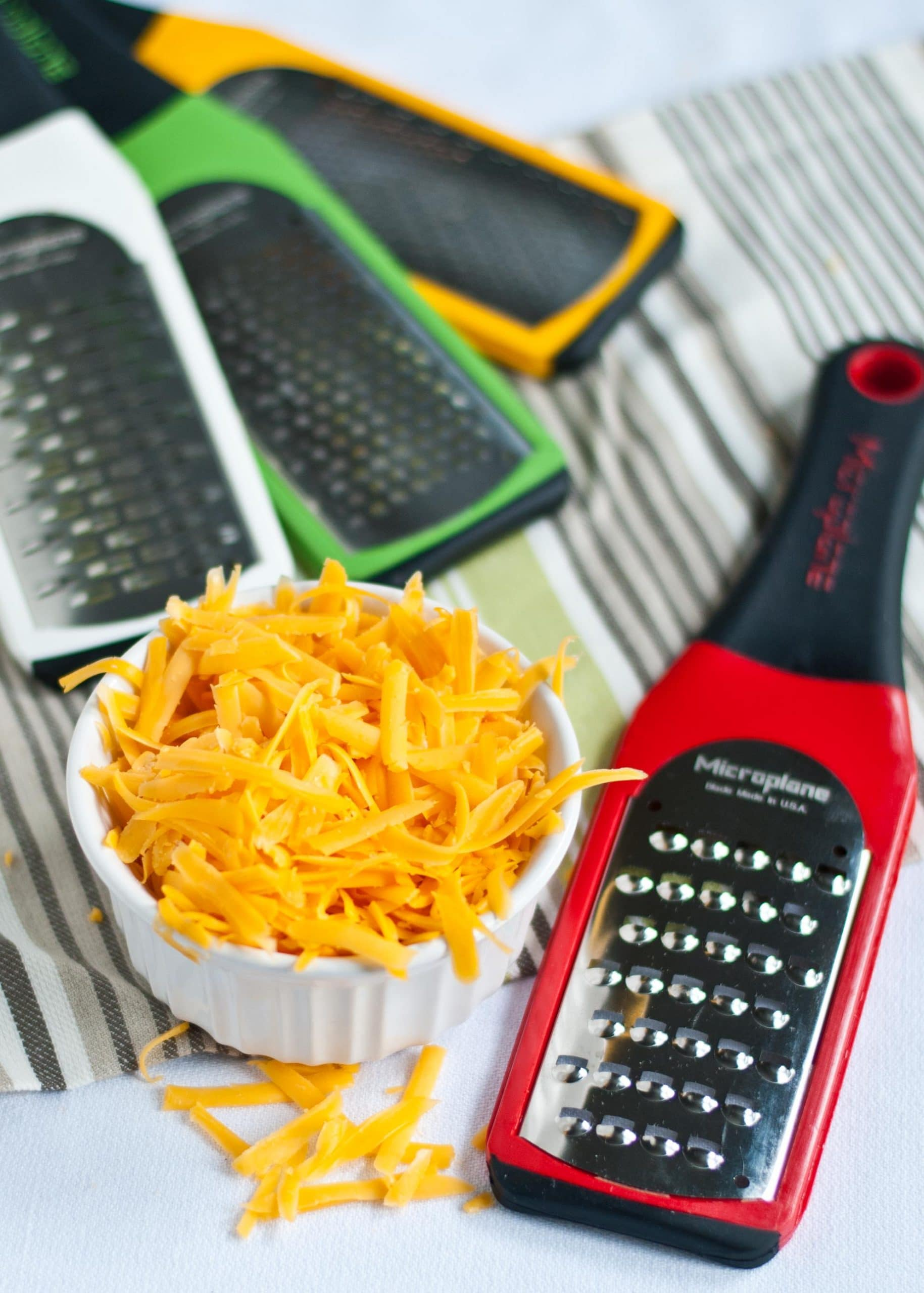 Three Cheese Lasagna Dip + Microplane Grater Giveaway | Neighborfoodblog.com