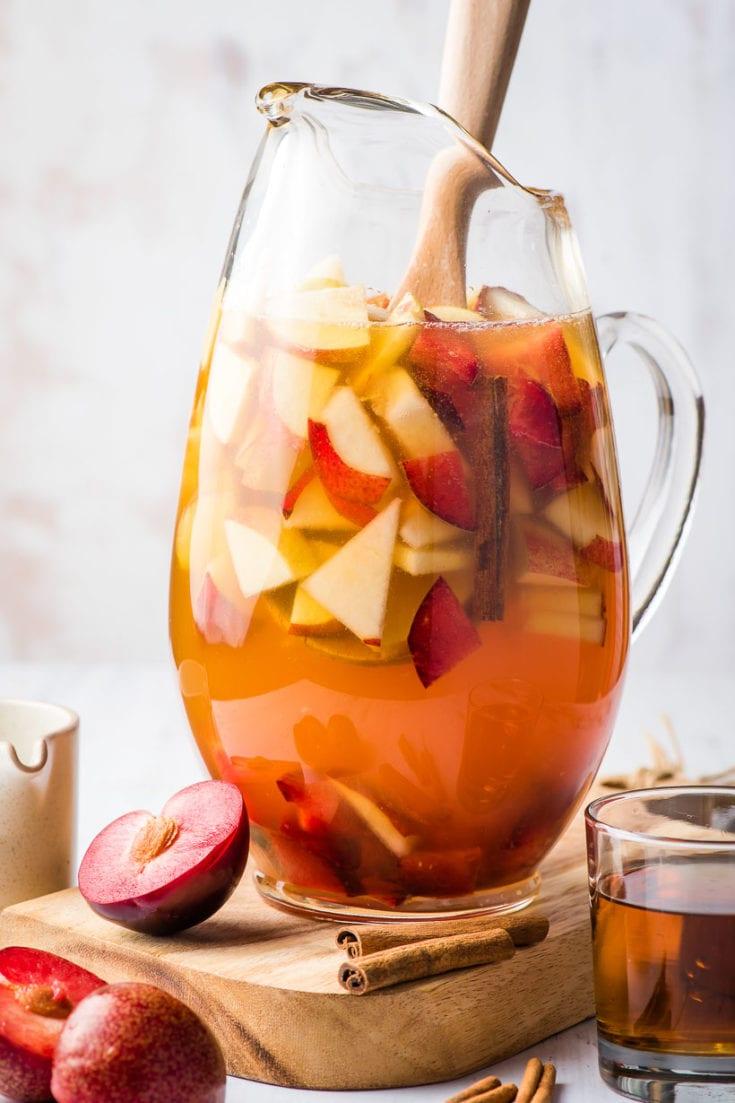 DRINK- Fall Sangria