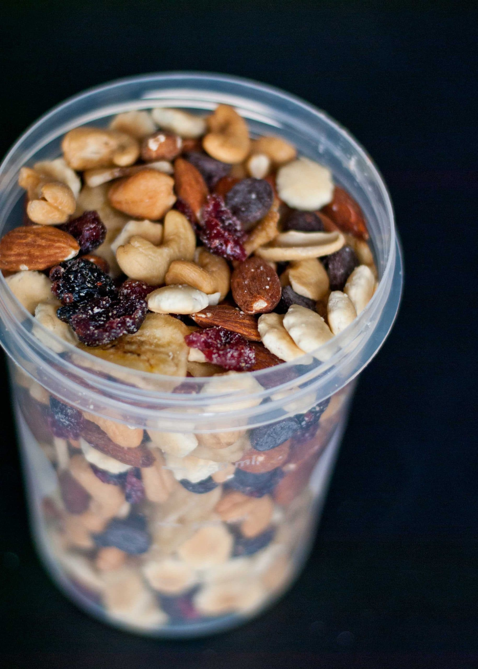 How to make healthy sweet and salty trail mix neighborfoodblog ccuart