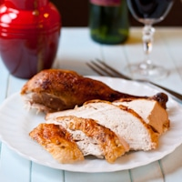 Easy Garlic and Herb Roasted Turkey