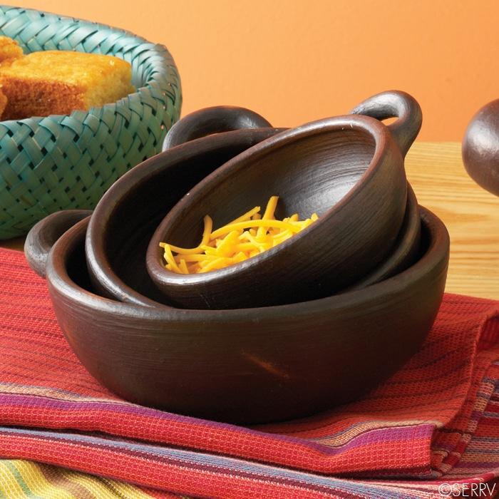 Handled bowls from SERRV