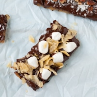 Sweet and Salty Chocolate Kettle Chip Crunch Bars