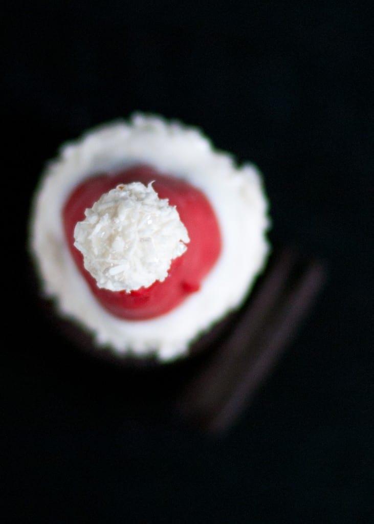 Oreo Cookie Ball Santa Hat | Neighborfoodblog.com