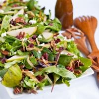 pear salad 200