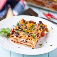 Mexican Lasagna thumb