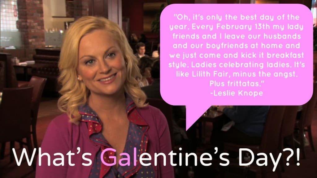 Galentine's Day Party | Neighborfoodblog.com