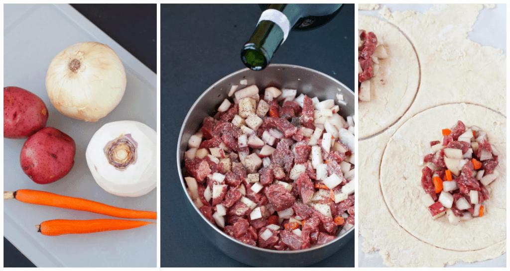 How to Make Cornish Steak Pasties