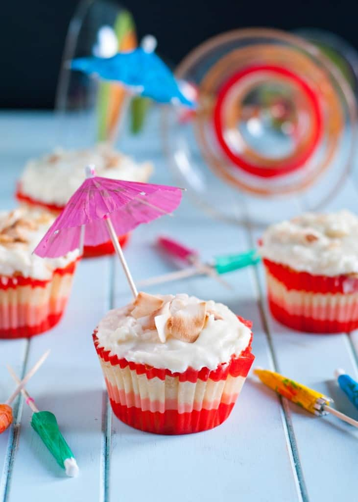 Pina Colada cupcakes + 15 more recipes for a Galentine's Day ...