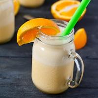 Orange Julius #SundaySupper