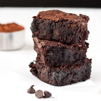Easy One Pot Fudge Brownies thumbnail