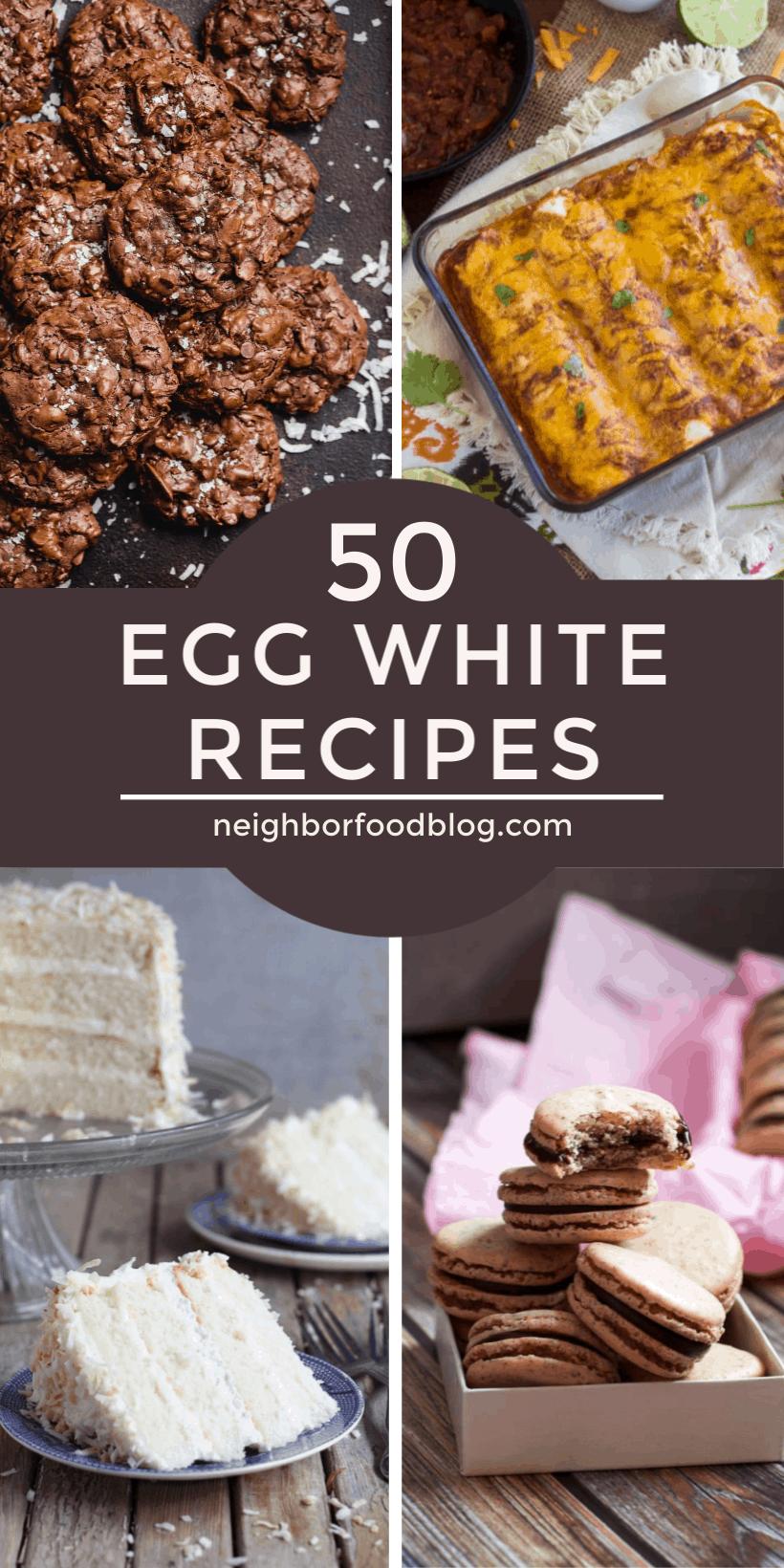 8 Egg White Recipes - NeighborFood