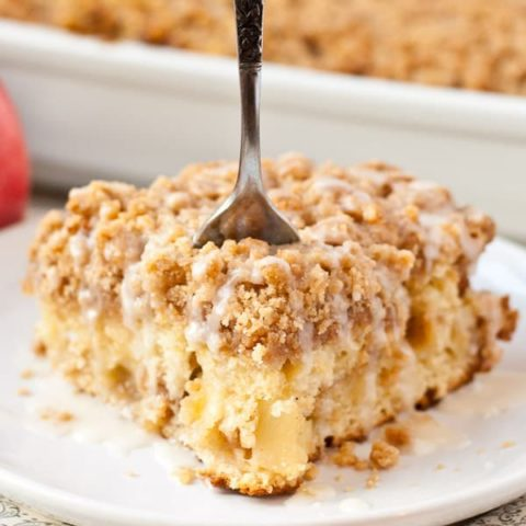 Apple Crumb Cake Recipe