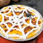 Loaded Mashed Potato Spider Web Casserole #SundaySupper