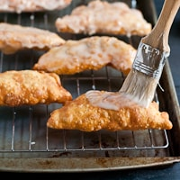 Amish Apple Fry Pies