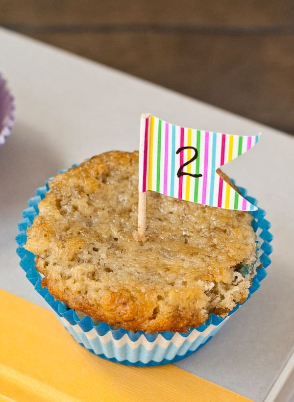This Buttermilk Banana Bread is sweet with the texture of cake!