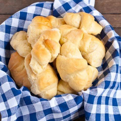Butterhorn Recipe