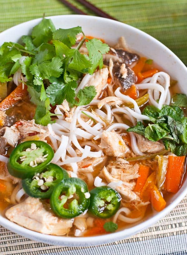 Slow Cooker Asian Chicken Noodle Soup NeighborFood