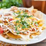 Slow Cooker Chicken Chilaquiles