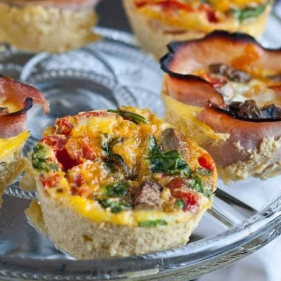 Baked Egg Cups from Neighborfoodblog.com
