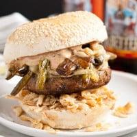 Teriyaki Burgers | Neighborfoodblog.com