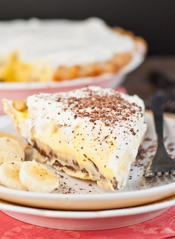 Chocolate Banana Cream Pie from NeighborFood | Neighborfoodblog.com