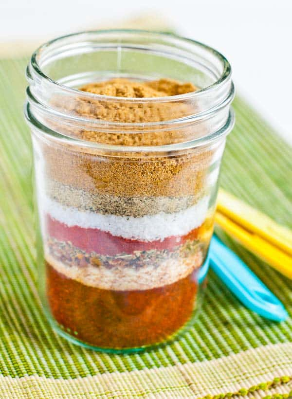 Homemade Taco Seasoning Recipe| NeighborFoodBlog.com