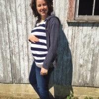 26 Week Baby Bump!