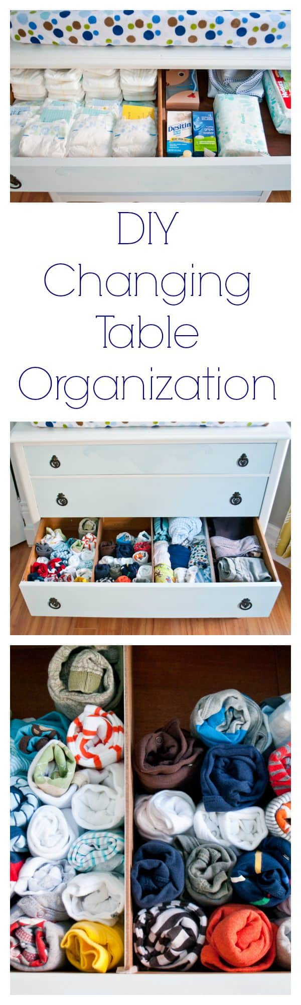 changing-table-organization