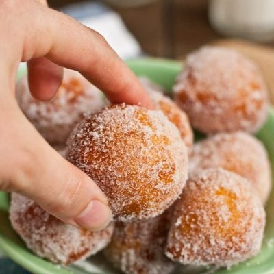 This easy recipe for Copy Cat Chinese Donuts tastes just like the ones you get at the buffet!