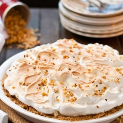 no-bake-peanut-butter-meringue-pie